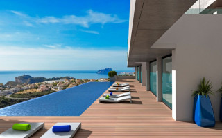 3 bedroom Villa in Finestrat  - CG7655