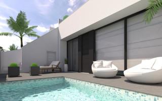 3 bedroom Villa in Pilar de la Horadada  - GU114664