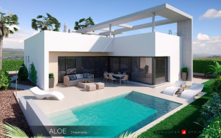 3 bedroom Villa in Santiago de la Ribera - WHG8691