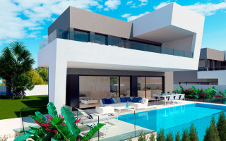 3 bedroom Villa in Villamartin - LH6498