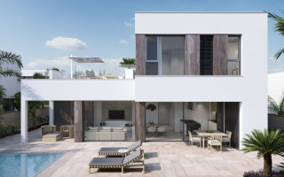 3 bedroom Villa in San Javier - TN8655