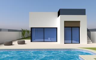 3 bedroom Villa in Dehesa de Campoamor - AG9445