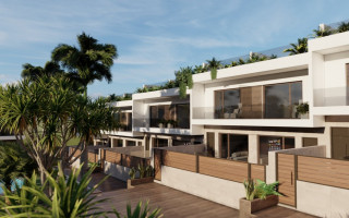 3 bedroom Villa in Los Alcázares  - WD113962