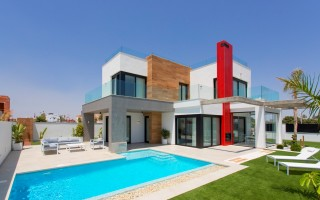 3 bedroom Villa in La Manga  - AGI3991