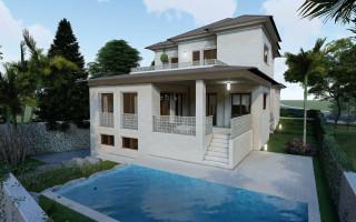 Villa de 3 chambres à Benijófar - RIK115877