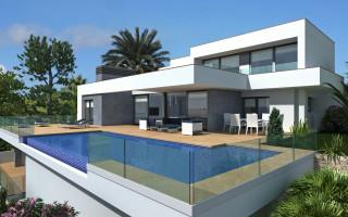 Villa de 3 chambres à Cumbre del Sol - VAP119749