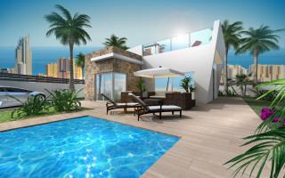 Villa de 4 chambres à Finestrat - AG114895