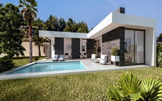 Villa de 3 chambres à San Javier - TN117859