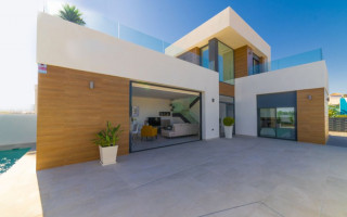 Villa de 3 chambres à Los Montesinos - PP7662