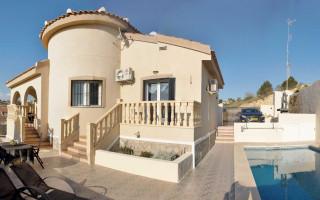 Villa de 4 chambres à San Miguel de Salinas - AGI6078