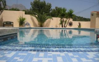 Villa de 3 chambres à Finestrat - IM114120
