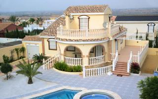 Villa de 3 chambres à Gran Alacant - MAS117264