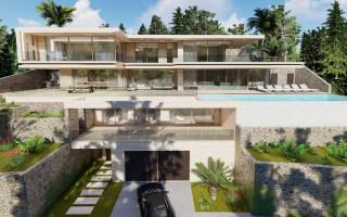 Villa de 4 chambres à Gran Alacant  - MAS117269