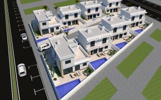 Villa de 4 chambres à Polop - WF115071