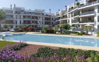 Bungalow cu 2 dormitoare în Torrevieja  - AGI5763