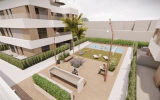 Bungalow cu 2 dormitoare în Torrevieja  - AGI5760