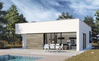 Bungalow de 2 habitaciones en Torrevieja  - US6855
