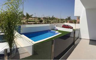 4 bedroom Bungalow in Torrevieja - W5044