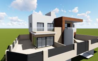 Bungalow cu 2 dormitoare în Torrevieja  - AGI5768