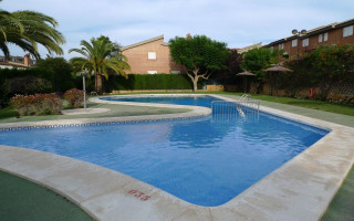 Bungalow w Guardamar del Segura, 2 sypialnie, 78 m<sup>2</sup> - CN114073