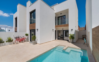 Casă Duplex cu 3 dormitoare în Ciudad Quesada  - ER7098