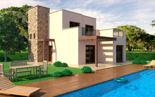 2 bedroom Apartment in Finestrat  - CG7641