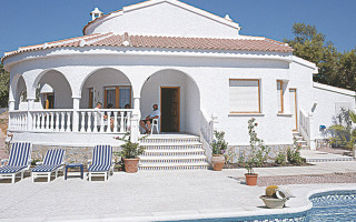 2 bedroom Apartment in Finestrat  - CG7640