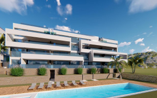 2 bedroom Apartment in Gran Alacant  - AS8217