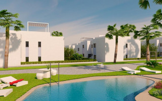 2 bedroom Apartment in Los Guardianes  - OI8152