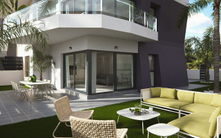 2 bedroom Apartment in Playa Flamenca  - TR7304