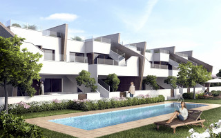2 bedroom Apartment in San Pedro del Pinatar  - OK8074