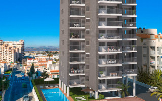 2 bedroom Apartment in Torrevieja  - VA114749
