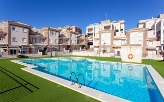 2 bedroom Apartment in Torrevieja - AG9319
