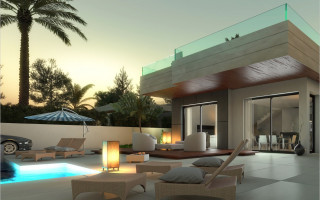 2 bedroom Apartment in Dehesa de Campoamor - TR7282