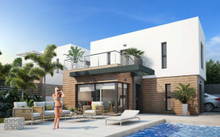 2 bedroom Apartment in San Pedro del Pinatar  - OK8075