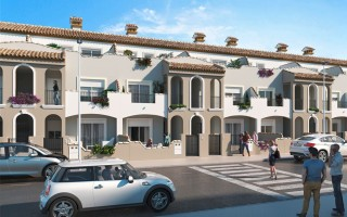 2 bedroom Apartment in Villajoyosa  - VLH118575