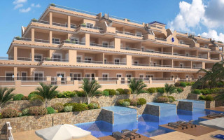 2 bedroom Apartment in La Manga  - GRI7690