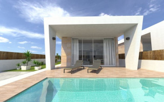 3 bedroom Villa in Lo Romero  - BM8423