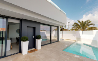 3 bedroom Villa in Mar de Cristal  - GU118729