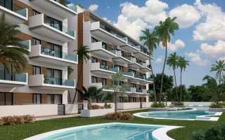 2 bedroom Apartment in Torrevieja - ARCR0503