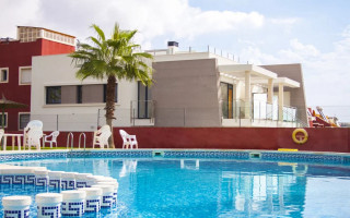 2 bedroom Penthouse in Finestrat - CAM115006