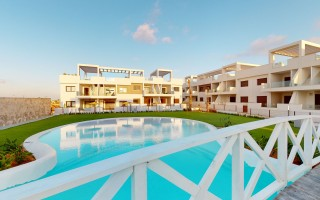 2 bedroom Penthouse in Torrevieja - AG4273