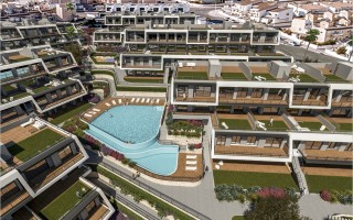 1 bedroom Penthouse in Torrevieja  - AGI115603