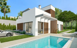 2 bedroom Villa in Balsicas  - US117313