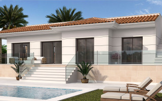 3 bedroom Villa in Cabo Roig - AG4334