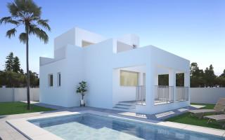 2 bedroom Villa in Ciudad Quesada  - JQ115398
