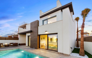 3 bedroom Villa in Los Montesinos  - HQH113968