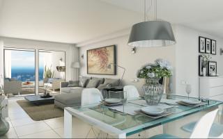 3 bedroom Villa in Moraira - TE3909