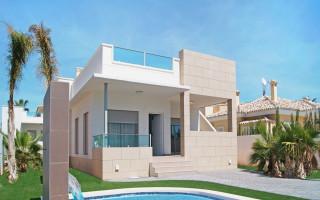 3 bedroom Villa in Ciudad Quesada  - B885