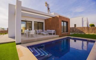 3 bedroom Villa in San Miguel de Salinas - VG7996